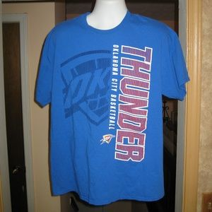 Oklahoma City Thunder Basketball Team T Shirt